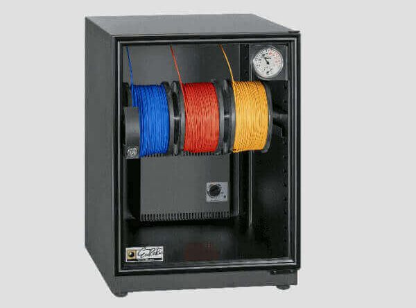3D printing filament dry cabinet