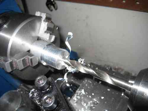 Turning a crank puller. Photo credit: Nick Johnson