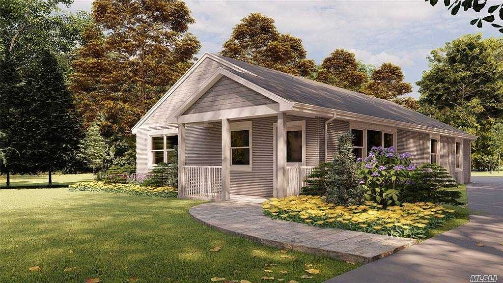 Zillow listed 3-bedroom 2 baths 3D printed house with 1,900 square feet, asking price of of 299,999
